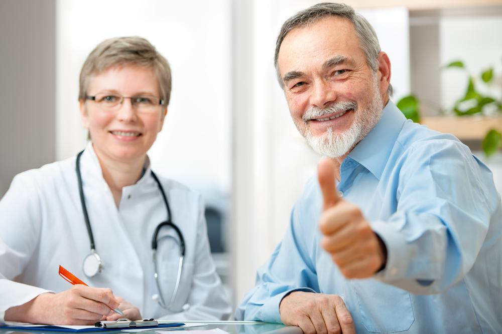 Главный результат медицинской услуги - хорошее здоровье пациента